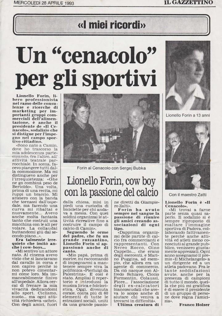 Lionello Forin