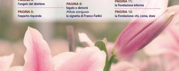 Hepatos Tutto Fegato ed. 1/2019
